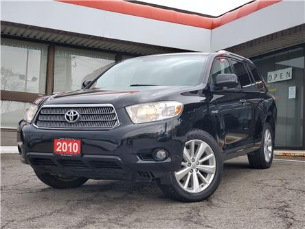2010 Toyota Highlander Hybrid Limited (Stk: 1911562) in Waterloo - Image 1 of 17