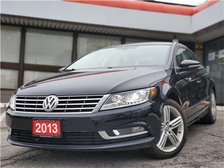 2013 Volkswagen CC Sportline (Stk: 2001013) in Waterloo - Image 1 of 25