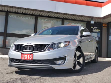 2013 Kia Optima Hybrid Premium (Stk: 2003088) in Waterloo - Image 1 of 26