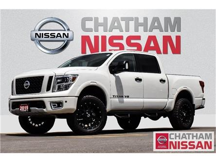 2019 Nissan Titan PRO-4X (Stk: 1N428) in Chatham - Image 1 of 25