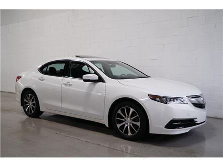 2016 Acura TLX Tech (Stk: 800440) in Vaughan - Image 1 of 30
