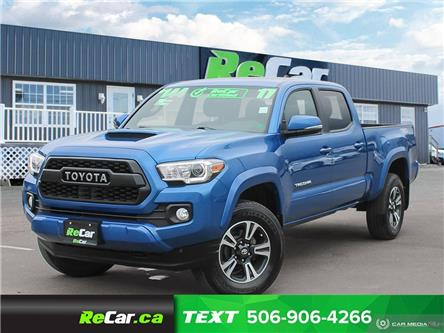 2017 Toyota Tacoma TRD Off Road (Stk: 200593A) in Saint John - Image 1 of 21