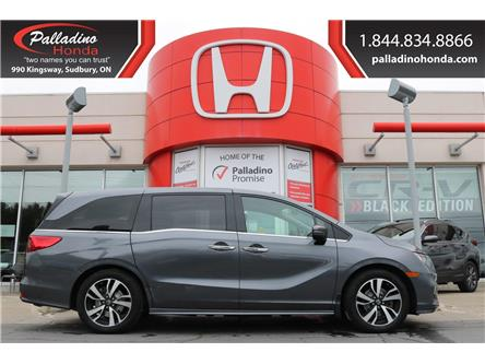 2018 Honda Odyssey Touring (Stk: U9598) in Greater Sudbury - Image 1 of 39