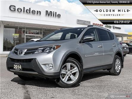 2014 Toyota RAV4 XLE (Stk: P5030) in North York - Image 1 of 28