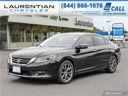 2013 Honda Accord Touring V6 (Stk: 19661B) in Sudbury - Image 1 of 15
