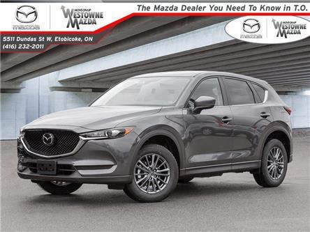 2020 Mazda CX-5 GS (Stk: 16254) in Etobicoke - Image 1 of 23