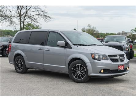 2019 Dodge Grand Caravan GT (Stk: 27302UR) in Barrie - Image 1 of 29