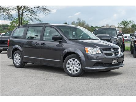 2020 Dodge Grand Caravan SE (Stk: 33849) in Barrie - Image 1 of 27