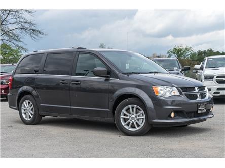 2020 Dodge Grand Caravan Premium Plus (Stk: 33788) in Barrie - Image 1 of 28