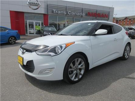 2016 Hyundai Veloster  (Stk: 91335A) in Peterborough - Image 1 of 19