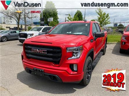 2019 GMC Sierra 1500 Elevation (Stk: 194391) in Ajax - Image 1 of 30