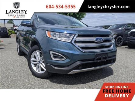 2016 Ford Edge SEL (Stk: K651203A) in Surrey - Image 1 of 25