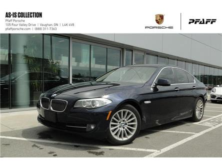 2013 BMW 535i xDrive  (Stk: P15500A) in Vaughan - Image 1 of 20