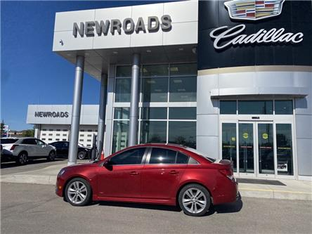 2014 Chevrolet Cruze 2LT (Stk: N13695A) in Newmarket - Image 1 of 8