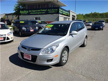 2011 Hyundai Elantra Touring GL (Stk: ) in Kingston - Image 1 of 14