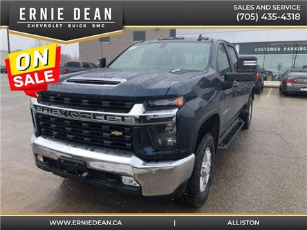 2020 Chevrolet Silverado 2500HD LT (Stk: 15164) in Alliston - Image 1 of 15