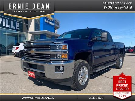 2015 Chevrolet Silverado 2500HD LT (Stk: P2193) in Alliston - Image 1 of 15