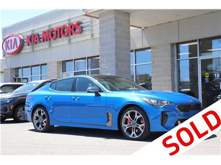 2020 Kia Stinger GT Limited w/Black Interior (Stk: 84270) in Cobourg - Image 1 of 30