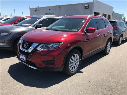 2020 Nissan Rogue S (Stk: 2017) in Chatham - Image 1 of 5