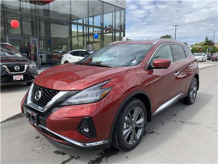2020 Nissan Murano Platinum (Stk: T20142) in Kamloops - Image 1 of 30