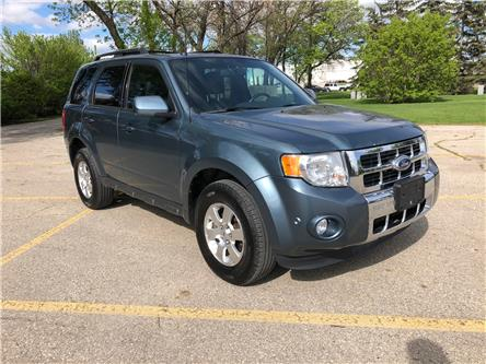 2011 Ford Escape Limited (Stk: ) in Winnipeg - Image 1 of 21