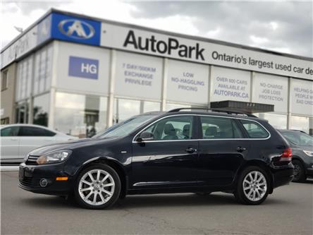2014 Volkswagen Golf 2.0 TDI Wolfsburg Edition (Stk: 14-22058) in Brampton - Image 1 of 10
