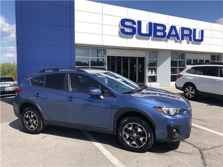 2018 Subaru Crosstrek Touring (Stk: S20265AA) in Newmarket - Image 1 of 18