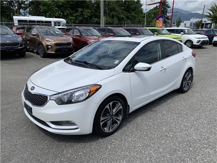 2016 Kia Forte 2.0L SX (Stk: K06-2951B) in Chilliwack - Image 1 of 17