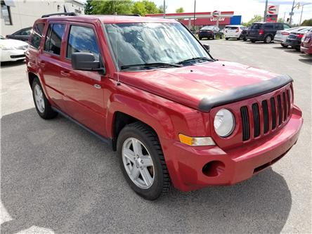 2010 Jeep Patriot Sport/North (Stk: ) in Kemptville - Image 1 of 16