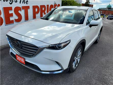 2018 Mazda CX-9 GT (Stk: 20-187) in Oshawa - Image 1 of 18