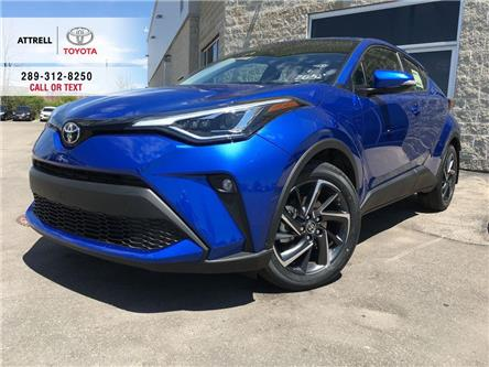 2020 Toyota C-HR LIMITED (Stk: 47135) in Brampton - Image 1 of 24