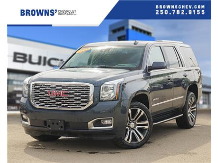 2020 GMC Yukon Denali (Stk: T20-866) in Dawson Creek - Image 1 of 20