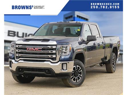 2020 GMC Sierra 3500HD SLE (Stk: T20-1248) in Dawson Creek - Image 1 of 16