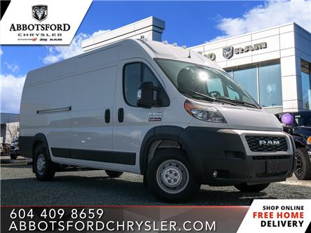 2020 RAM ProMaster 3500 High Roof (Stk: L116035) in Abbotsford - Image 1 of 17