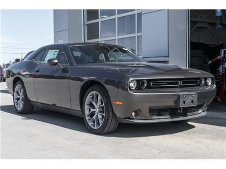 2020 Dodge Challenger SXT (Stk: 43700) in Innisfil - Image 1 of 27