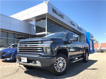 2020 Chevrolet Silverado 2500HD High Country (Stk: 151340) in Milton - Image 1 of 15
