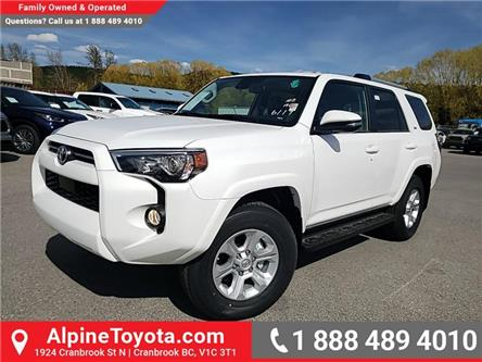 2020 Toyota 4Runner Base (Stk: 5810427) in Cranbrook - Image 1 of 25