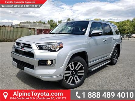 2020 Toyota 4Runner Base (Stk: 5813766) in Cranbrook - Image 1 of 26