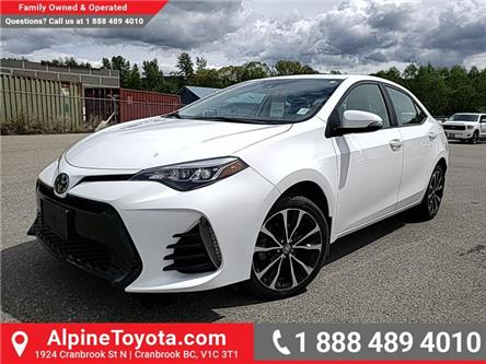 2019 Toyota Corolla SE (Stk: C157607M) in Cranbrook - Image 1 of 24