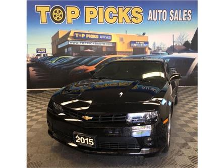 2015 Chevrolet Camaro 1LT (Stk: 264990) in NORTH BAY - Image 1 of 24