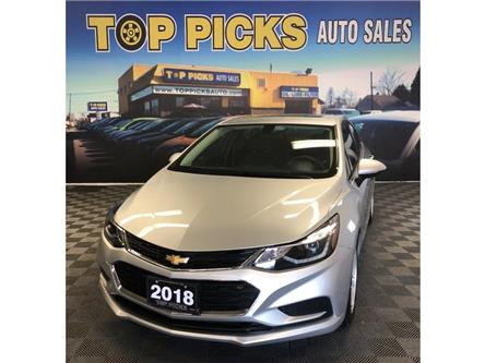 2018 Chevrolet Cruze LT Auto (Stk: 202716) in NORTH BAY - Image 1 of 28