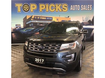 2017 Ford Explorer XLT (Stk: D72820) in NORTH BAY - Image 1 of 27