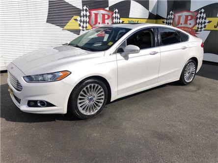 2014 Ford Fusion Titanium (Stk: 49203) in Burlington - Image 1 of 25