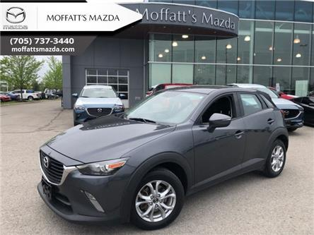 2017 Mazda CX-3 GS (Stk: 28322) in Barrie - Image 1 of 22