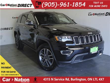 2019 Jeep Grand Cherokee Limited (Stk: DOM-723680) in Burlington - Image 1 of 35