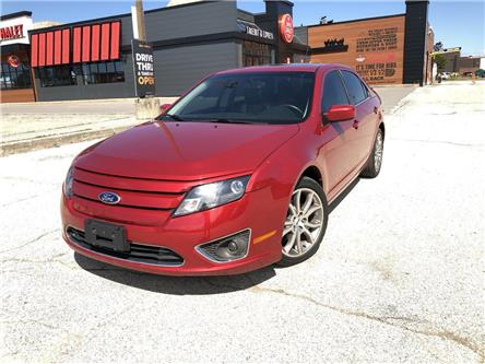 2012 Ford Fusion SEL (Stk: FP191360B) in Barrie - Image 1 of 16