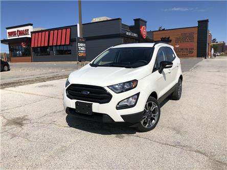 2020 Ford EcoSport SES (Stk: ET20496) in Barrie - Image 1 of 18