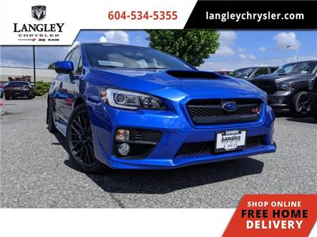 2015 Subaru WRX STI  (Stk: L255615A) in Surrey - Image 1 of 23