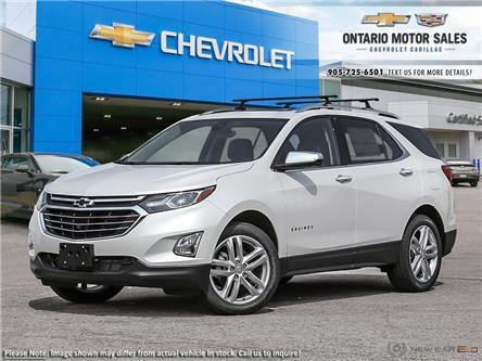 2020 Chevrolet Equinox Premier (Stk: 0245787) in Oshawa - Image 1 of 27