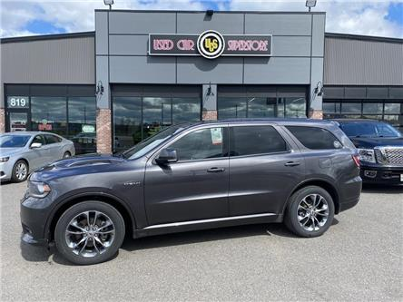 2020 Dodge Durango R/T (Stk: 3917) in Thunder Bay - Image 1 of 18
